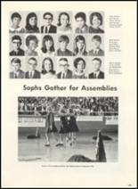 1968 Plainview High School Yearbook Page 182 & 183