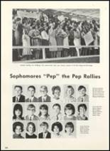 1968 Plainview High School Yearbook Page 184 & 185