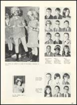 1968 Plainview High School Yearbook Page 186 & 187