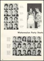 1968 Plainview High School Yearbook Page 196 & 197