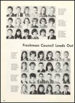 1968 Plainview High School Yearbook Page 200 & 201