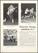 1968 Plainview High School Yearbook Page 208 & 209