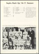 1968 Plainview High School Yearbook Page 232 & 233