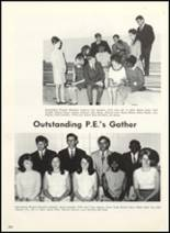 1968 Plainview High School Yearbook Page 244 & 245