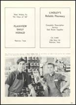 1968 Plainview High School Yearbook Page 266 & 267