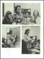 1974 Albemarle High School Yearbook Page 16 & 17