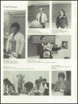 1974 Albemarle High School Yearbook Page 32 & 33