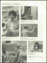 1974 Albemarle High School Yearbook Page 34 & 35