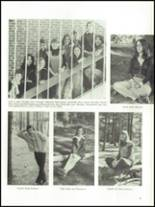 1974 Albemarle High School Yearbook Page 60 & 61