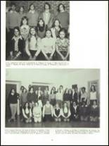 1974 Albemarle High School Yearbook Page 64 & 65