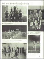 1974 Albemarle High School Yearbook Page 98 & 99
