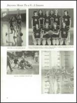 1974 Albemarle High School Yearbook Page 102 & 103