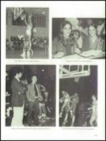 1974 Albemarle High School Yearbook Page 108 & 109