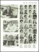 1974 Albemarle High School Yearbook Page 116 & 117