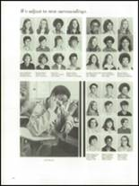 1974 Albemarle High School Yearbook Page 118 & 119
