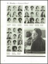 1974 Albemarle High School Yearbook Page 124 & 125