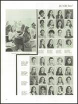 1974 Albemarle High School Yearbook Page 128 & 129