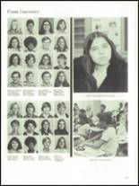 1974 Albemarle High School Yearbook Page 132 & 133