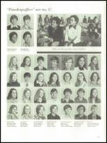 1974 Albemarle High School Yearbook Page 144 & 145