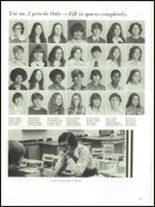 1974 Albemarle High School Yearbook Page 146 & 147