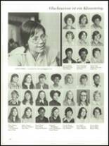 1974 Albemarle High School Yearbook Page 152 & 153