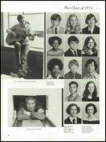 1974 Albemarle High School Yearbook Page 156 & 157