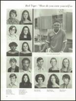 1974 Albemarle High School Yearbook Page 166 & 167