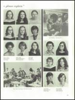 1974 Albemarle High School Yearbook Page 168 & 169
