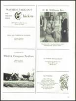 1974 Albemarle High School Yearbook Page 216 & 217
