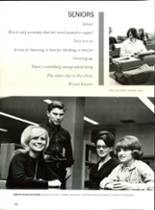 1967 Simley High School Yearbook Page 106 & 107