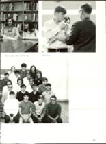 1967 Simley High School Yearbook Page 128 & 129