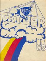 1983 Yearbook William Penn High School