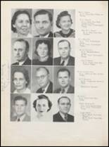 1942 Plainview High School Yearbook Page 18 & 19