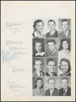 1942 Plainview High School Yearbook Page 24 & 25