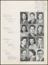 1942 Plainview High School Yearbook Page 26 & 27