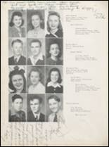 1942 Plainview High School Yearbook Page 28 & 29