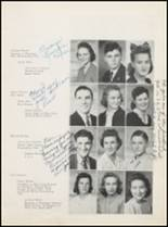 1942 Plainview High School Yearbook Page 30 & 31