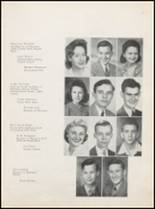 1942 Plainview High School Yearbook Page 32 & 33