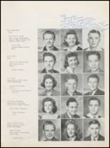 1942 Plainview High School Yearbook Page 40 & 41