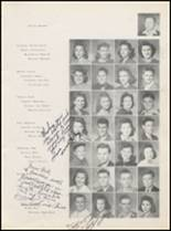 1942 Plainview High School Yearbook Page 54 & 55