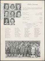 1942 Plainview High School Yearbook Page 80 & 81