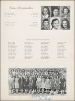 1942 Plainview High School Yearbook Page 84 & 85