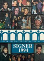 1994 Yearbook Lyman Hall High School
