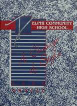 1990 Yearbook Delphi Community High School