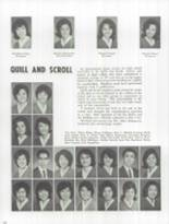 1964 Kaimuki High School Yearbook Page 56 & 57