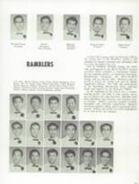1964 Kaimuki High School Yearbook Page 80 & 81