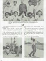 1964 Kaimuki High School Yearbook Page 124 & 125