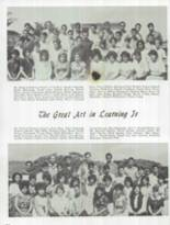 1964 Kaimuki High School Yearbook Page 136 & 137