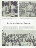 1964 Kaimuki High School Yearbook Page 138 & 139