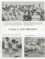 1964 Kaimuki High School Yearbook Page 142 & 143